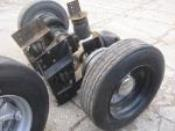 1998 New Way Pusher Axle
