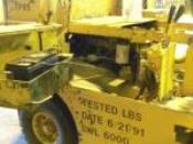 1989 Allis Chalmers 6000lbs. Fork T