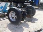 2001 New Way Pusher Axle