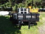 2001 Freightliner Flatbed