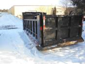 2000 Heil 14ft Gravel Box
