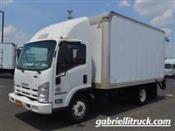 2011 Isuzu NQR - Box Truck