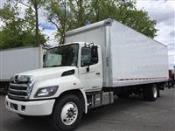 2020 Hino 268A - Box Truck