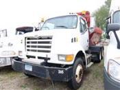 2000 Sterling sander - Semi Truck