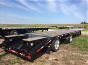 2020 Transcraft 804S Drop w/Beavertail Ramps