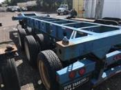 2004 PRATT 3040 3-AXLE 20' - Container Chassis