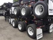 2019 PRATT GN4553 8-POINT - Container Chassis