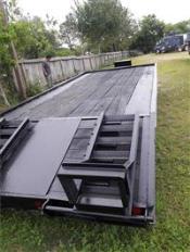 1976 Hercules Flat Bed