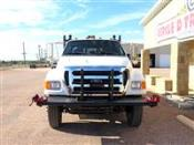 2011 Ford F750