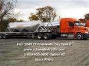 2012 Heil Bulk Dry - Belly Dump