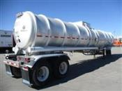 2013 Brenner Tanker - Tank Trailer