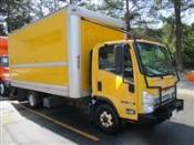 2010 Isuzu NPR - Day Cab