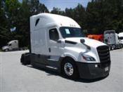 2019 Freightliner P4 CASCADIA DT12 - Sleeper Truck