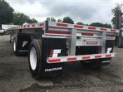 2020 Fontaine 48' Revolution Flatbed - Flatbed