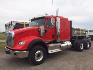 INTERNATIONAL HX620 SLEEPER Trucks For Sale