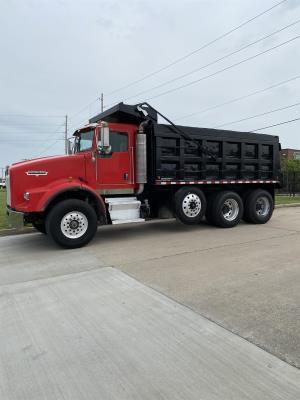2006 Kenworth T800 - Dump Truck
