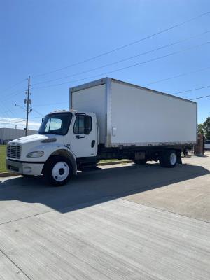 2007 Freightliner M2 - Box Truck
