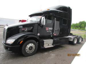 2012 Peterbilt 587 - Sleeper Truck