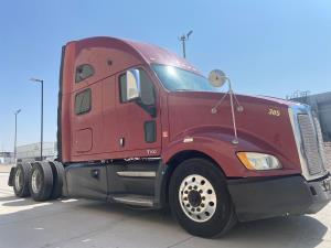 2012 Kenworth T700 - Sleeper Truck