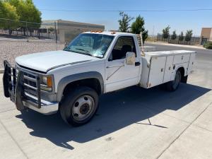 2001 Chevrolet C3500 - Service Truck