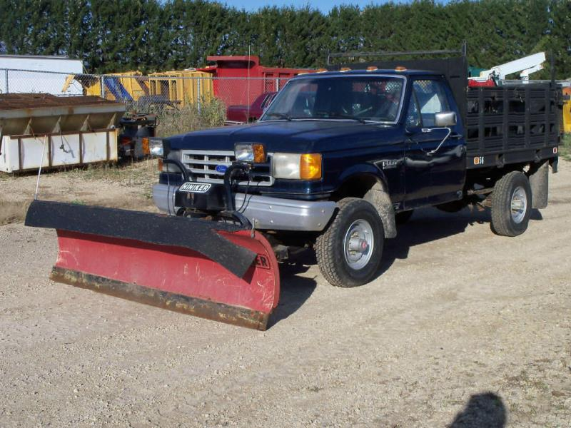 1991 Ford F350