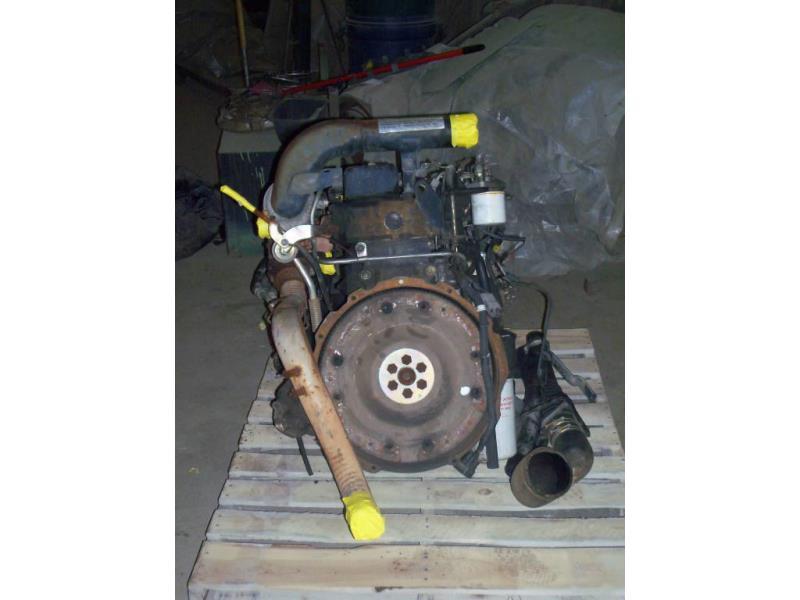 1997 Isuzu Engine