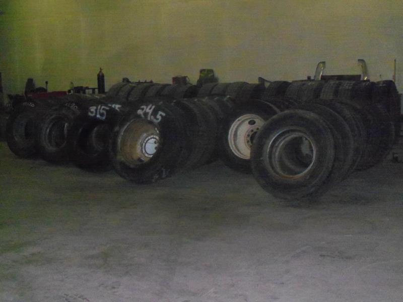 2010 Tires & Rims