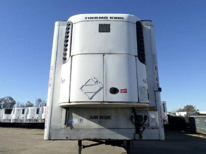 2007 Utility Reefer-2 Axle
