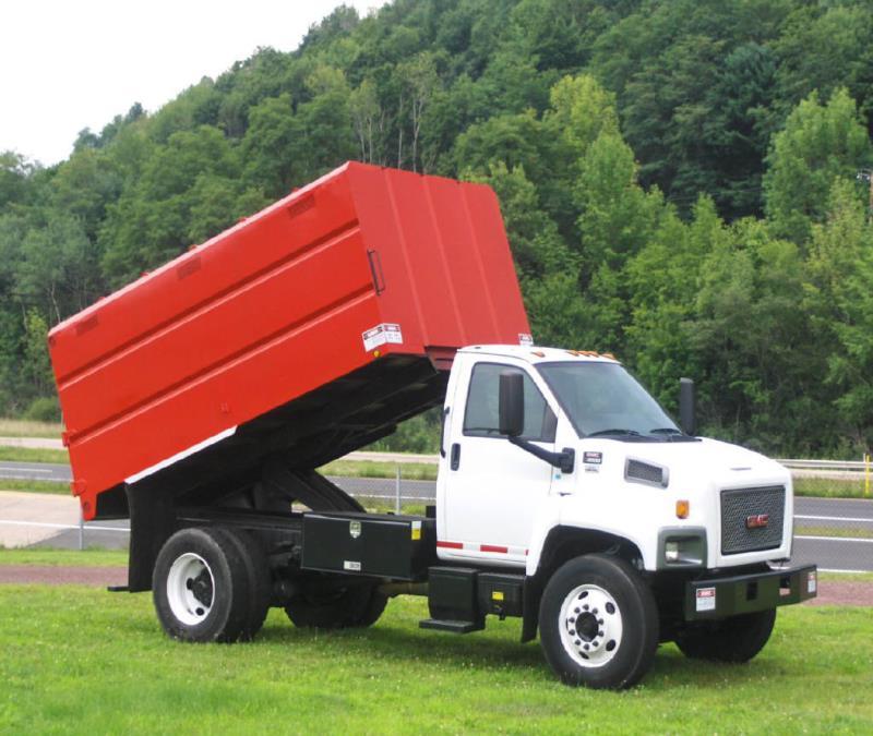 2008 GMC C8500