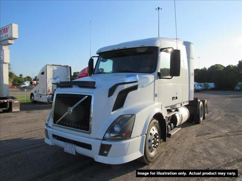 2015 Volvo Vnl630 Semi Truck Dallas Tx