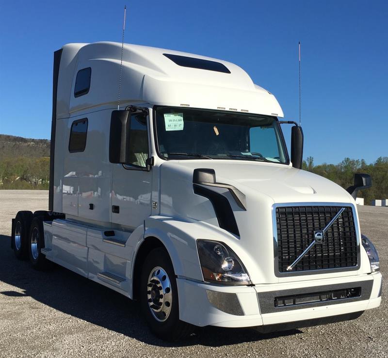 2018 Volvo Vnl780 Sleeper Truck Chattanooga Tn