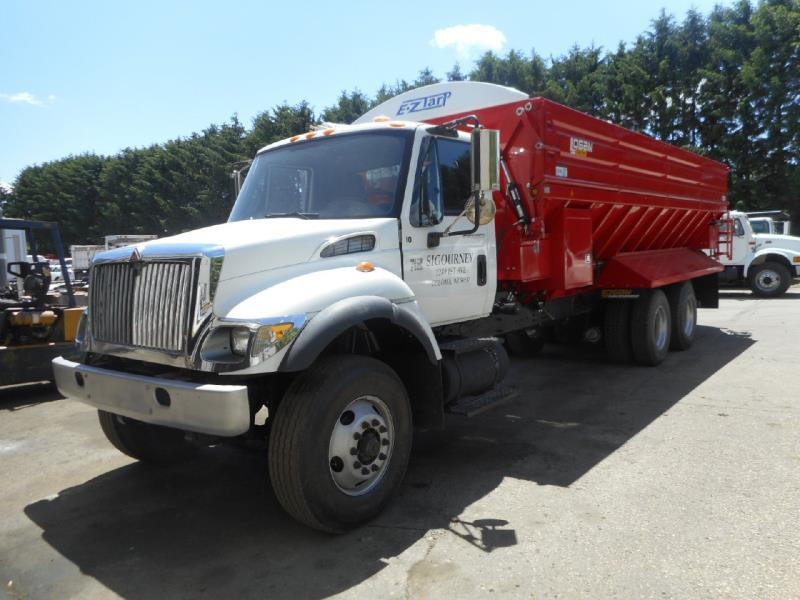 2003 International 7400 SOLD | Dump Truck - DeForest, WI