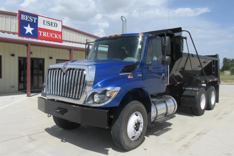 2008 International 7500SBA