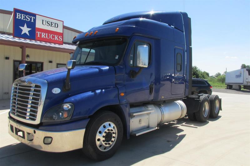 2015 Freightliner Cascadia >> 2015 Freightliner Cascadia 70 Sleeper With Photos