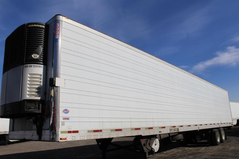 2006 Utility Reefer-2 Axle