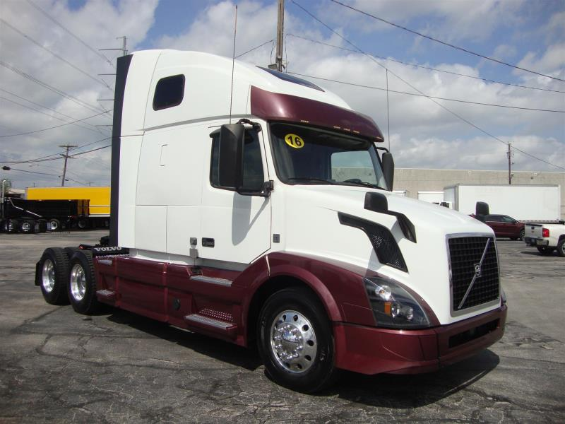 2016 Volvo Vnl670 Sleeper Truck Dallas Tx