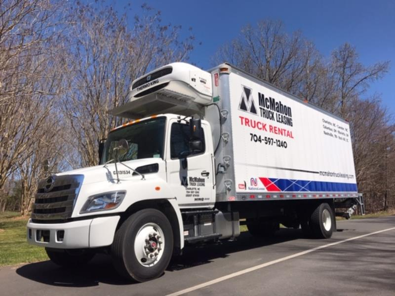 2019 Hino 338 (MULTI-TEMPERATURE REEFER)