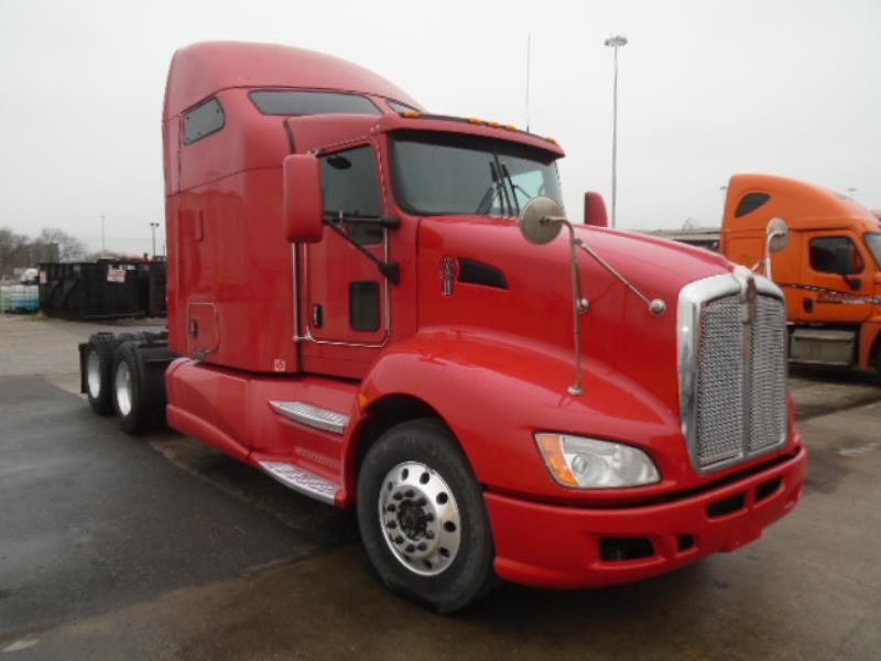 2012 Kenworth T660