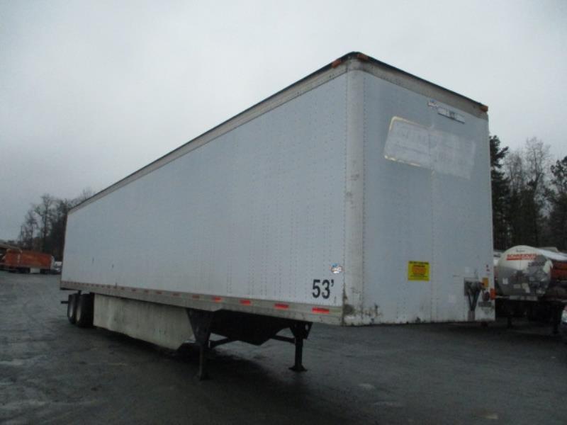 2001 Utility Van