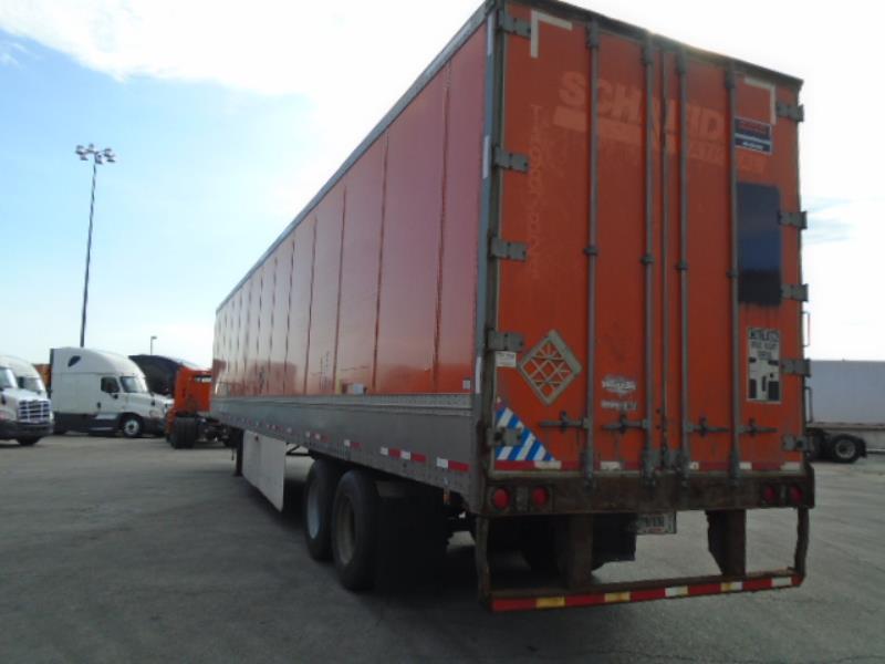 2007 Wabash Van