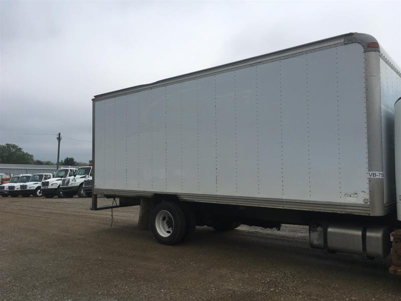 2012 US Truck Body 20' VAN BODY
